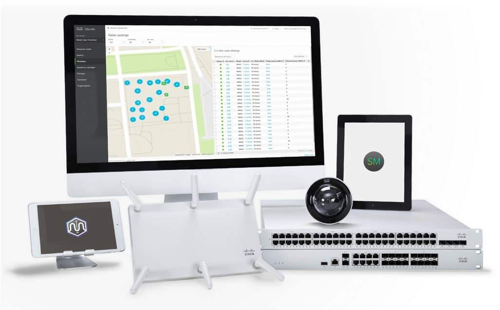 Cisco Meraki Suite
